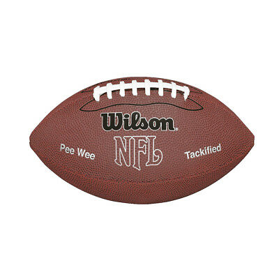 Wilson NFL Pee Wee MVP Tackified Gridiron Football Ball