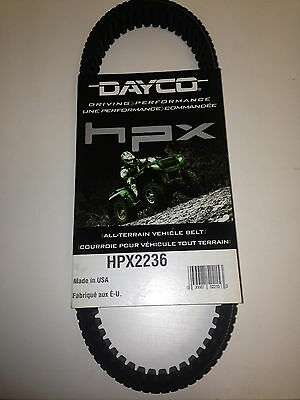 2006-2013 Can-Am Outlander Max 650 800 500 Ho Efi Xt Dayco Hpx Drive Belt