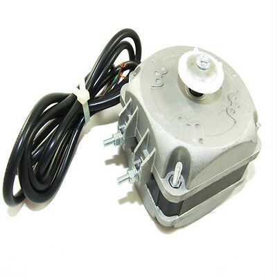 2 Door Upright - Square Fan Motor 25W Long Shaft 1300 ~ 1500Rpm 0.2A 240V