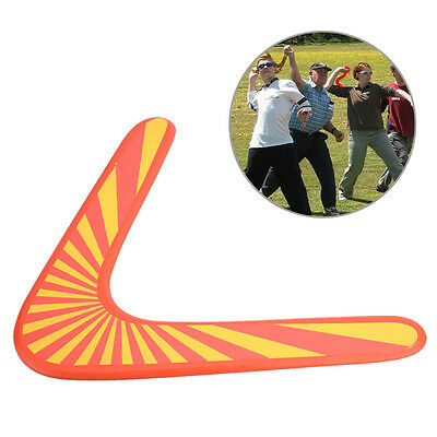 "The ""Throwback"" Boomerang Genuine Handmade Wooden Returning Beginner 65°Kids"