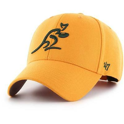 Wallabies Rugby Supporters Hat MVP Cap From 47 Brand Baseball Cap
