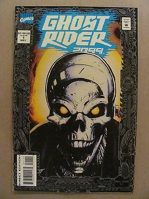 Ghost Rider 2099 #1 Marvel Comics 1994 Series Regular Cover 9.4 Near Mint