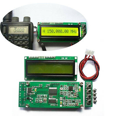 0.1MHz~1200MHz 1.2GMZ  Frequency Counter Tester Meter Digital LED Ham Radio