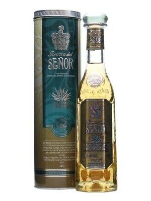 Reserva Del Senor Reposado Tequila 700ml