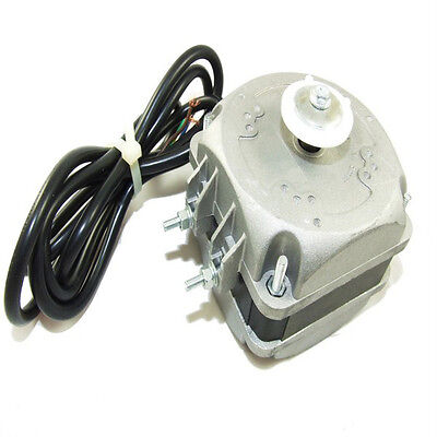 Walk In Cold Storage - Square Fan Motor 25W Long Shaft 1300 ~ 1500Rpm 0.2A 240V