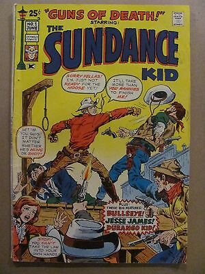 Sundance Kid #1 Skyward Publications 1971 Series 52 pages