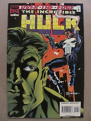 Incredible Hulk #433 Marvel Comics 1968 Series Punisher app 9.4 Near Mint