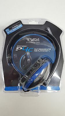 Turtle Beach Ear Force P4C Chat Communicator PlayStation 4 PS4 NEW