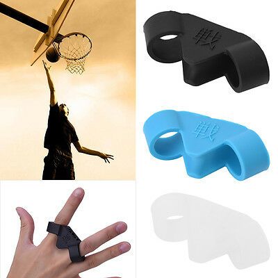 Silica Gel Basketball Ball Shooting Team Form Trainer Training Accessories S/M/L