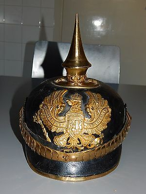 Official  Pickelhaube