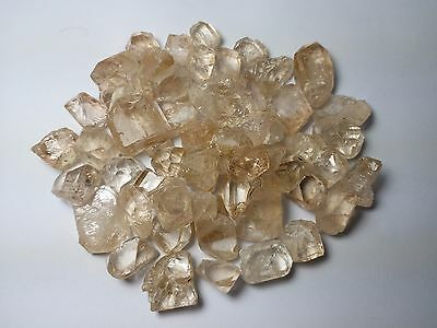 250.Grams Natural Facet Quality Topaz Crystals.@ Pakistan  wow  !!!!