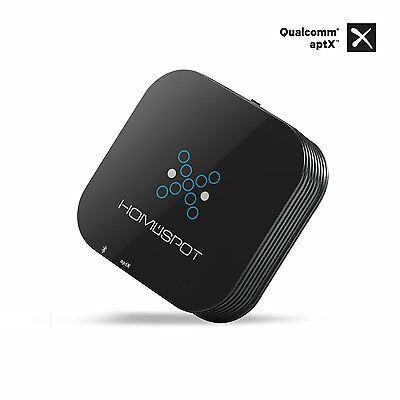 HomeSpot Bluetooth v4.2 Wireless Audio Receiver Dongle Adapter with APTX