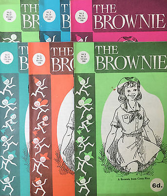 The Brownie Magazine 1966