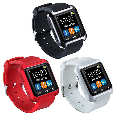Smart Watch Bluetooth Remote Camera Alarm Calculator  For Android Smartphone