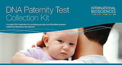 Home Dna Paternity Lab Test Kit - 99.99% Accurate Father & Child Fast Results