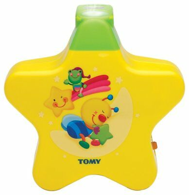 Tomy Starlight Dreamshow Portable Baby Night Light Projector Musical Cot Toy