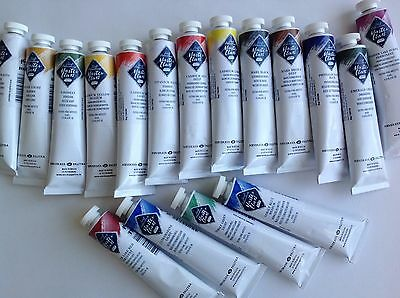 Master class oil paint 46ml Series1, Extra Fine. Russian St.Petersburg Nevskaya