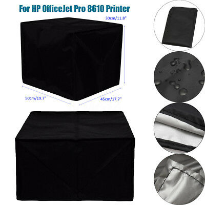 "20x18x12""  Polyester fiber Blend Dust Cover for HP OfficeJet Pro 8610 Printer"