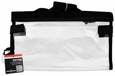 Waterproof Camping Hiking Portable Clear Map Covers Storage Case Dry Bag# OVJJO