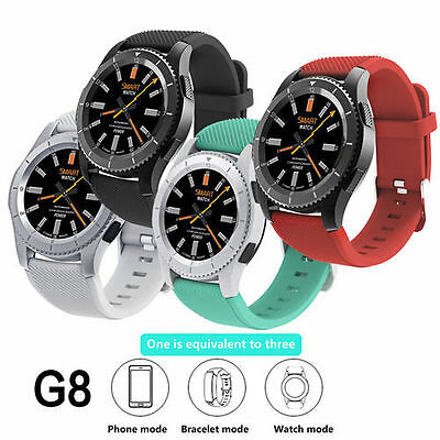Smart Watch Phone SmartWatch Heart Rate Pedometer Sport Fiteness Tracker No.1 G8