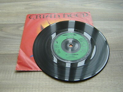 URIAH HEEP hard rock7heavy45metal70s Abominog Junior EP Tin Soldier Son Of Bitch