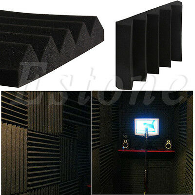 Acoustic Soundproof Sound Thick Absorption KTV Pyramid Studio Foam Board 30x30cm