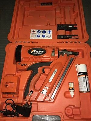 Paslode Impulse IM350+ Plus First Fix Gas Framing Nailer Great Paslode Genuine!!