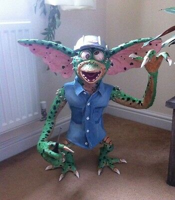 Life Sized Daffy Gremlin Hand Made