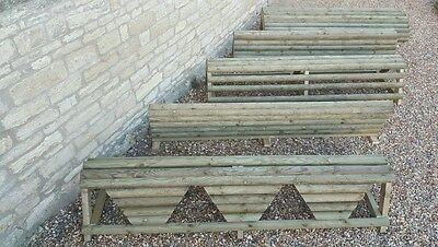 5 x Set Of Mini, Junior Cross Country Horse Jumps Delivery available