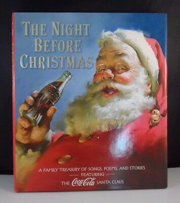 Coca-Cola The Night Before Christmas HC Publications International Ltd.