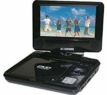 Portable DVD Player 7 inch Curtis!