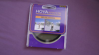 Hoya 77mm Circular Polarising Polarizing Polariser C-PL new