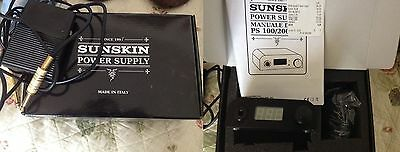Alimentatore per tattoo machine Sunsink (ps 100/200)