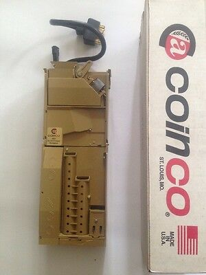 CoinCo F300F9230 Vending Machine coin acceptor New Old Stock