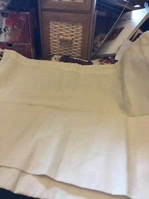 Canvas Large Pull String Bag For Decorating
