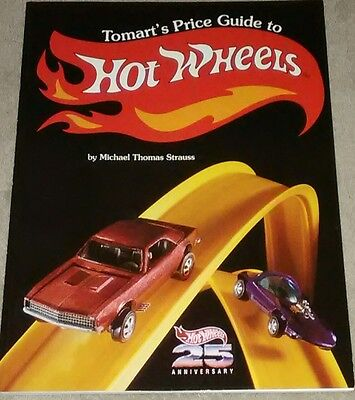 Tomart's Price Guide to Hot Wheels Collectibles by Mike Strauss 1993, Paperback