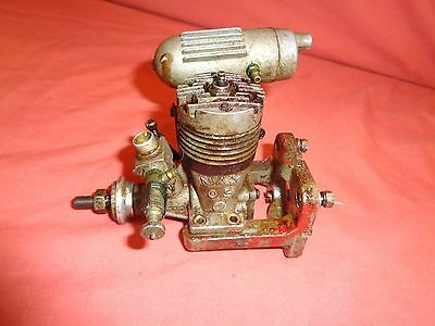 Vintage OS MAX-20 Glow Plug Model Aircraft Engine