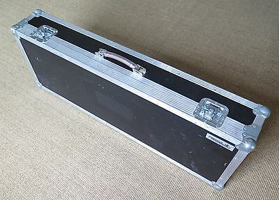 Swan flight case for Nord 76HP keyboards