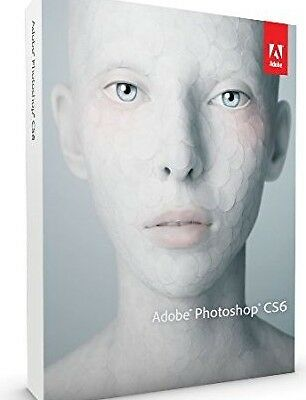 Adobe Photoshop CS6 Extended LIMITED EDITION