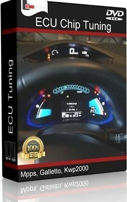 ECU Chip Tuning Files 100,000, Remap Database, software Mpps Galletto Kwp2000