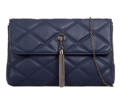 Quilted Faux Leather Elegant Brand Fashion Style Ladies Evening Clutch Bags L781