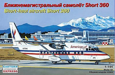 Eastern Express 1/144  Aircraft Short 360 American Eagle  EE144105