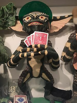 Life Sized Hand Made Poker Player Gremlin