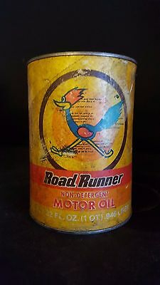 Vintage Road Runner Oil Can (Rare)