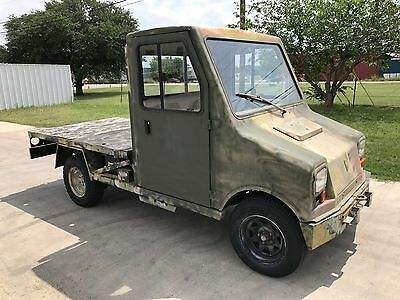 Taylor-Dunn ET-150-72 72V Electric Pickup Truck Utility Cart CAB Camo Hunting