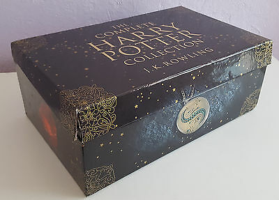 The Complete Harry Potter Collection Book/Box Set, Limited Edition, Paperback.