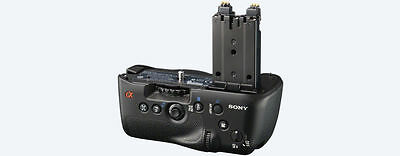 Sony OEM GENUINE Vertical Grip VG-C77AM For Sony Alpha A77, A77ii DSLR Cameras