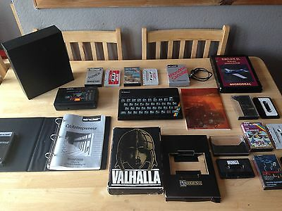 Zx Spectrum 48k Bundle With Games And Manuals