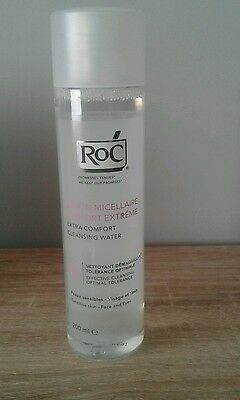 RoC Extra Comfort Cleansing Water 200 ml