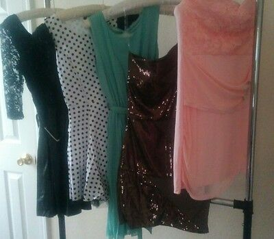 Dresses Lot of 5 Summer Cocktail Size Small